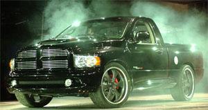 Dodge Ram SRT-10 Show Truck